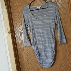 Maternity shirt size Medium.